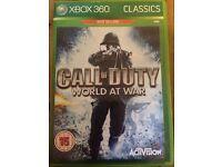 COD waw Xbox 360