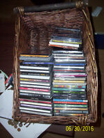 50+  mixed cd's
