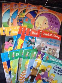 Phonic reading books bundle