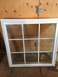 Various vinyl Windows