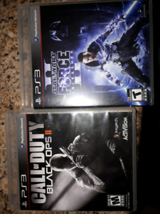 2x ps3 games $10 for both