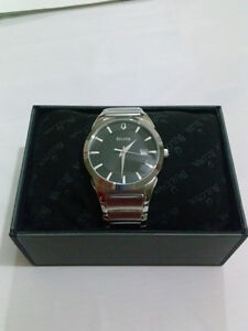Men's Bulova Stainless Steel Watch