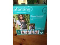 Infantino flip advanced baby carrier