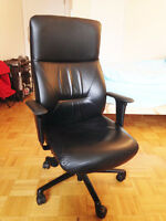 KEIHAUER premium genuine leather office chair
