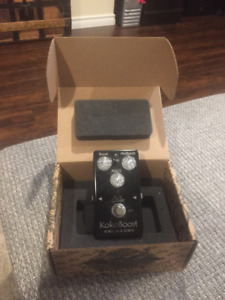 Multiple Pedals New condition