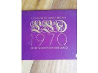 Coinage of Great Britain and Northern Ireland 1970