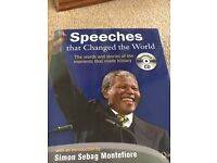 Speeches That Changed The World & Homework For Grown Ups Books