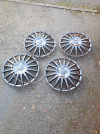 Brand new 16 inch wheel trims universal fit most cars