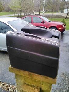 KRAUSER BMW HARD BAGS MADE IN WEST GERMANY HONDA GOLDWING Windsor Region Ontario image 4