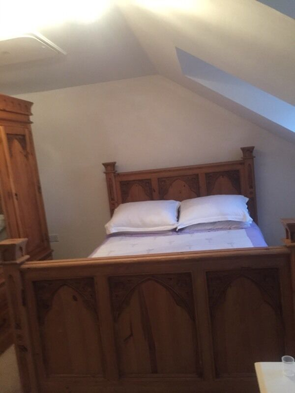 Bedroom Furniture Durham Durham Pine Gothic Bedroom Furniture  In Seaham County Durham .