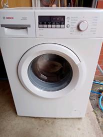 6kg 1400 spin Bosch max 6 vario perfect washing machine