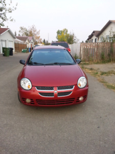 2005 dodge sx2.0 sport 4d sedan only 142 km