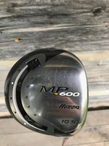 LIKE NEW Mizuno MP600 Driver + Accessories - $100 OBO