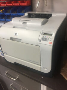 Color Laser Printer + New Cartidge