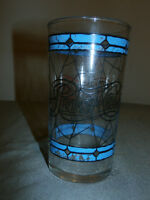 Old Pepsi Collectibles Glass