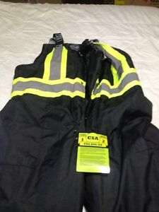 Men's winter safety pants brand new