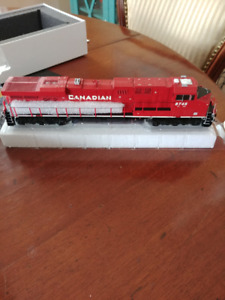 Ho Scale Locomotives, Rolling Stock and Other