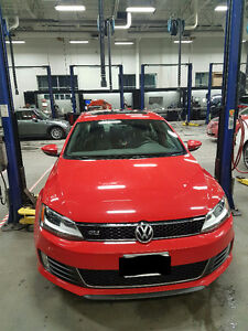 gorgeous 2012 Volkswagen GLI Sedan stick