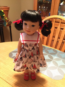 Doll clothes for 14.5 inch dolls (Wellie Wishers)