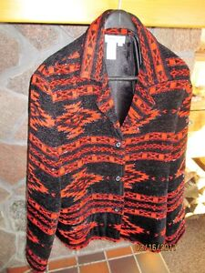 COLDWATER CREEK Navaho / Western Jacket Size L  - NEW