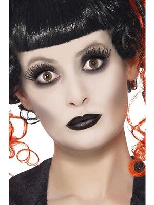 Gothic Doll Halloween Makeup (Gothic Doll Paint Kit - Halloween Fancy Dress Costume Make Up)