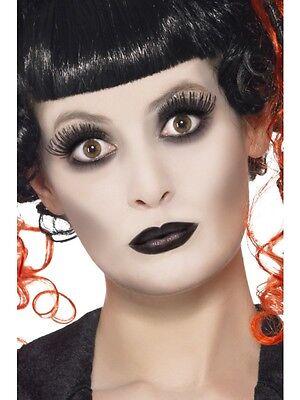 Gothic Doll Paint Kit - Halloween Fancy Dress Costume Make Up Horror (Gothic Doll Makeup Halloween)