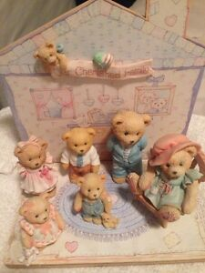 LOTS of cherished teddies for sale