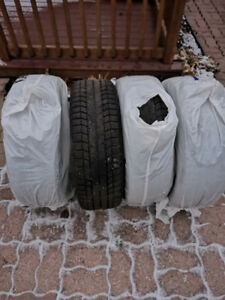 Michelins tires 225/60/R18