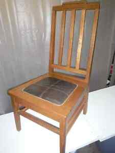 Boot Chair