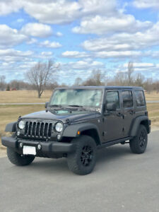 2016 Jeep Wrangler Jeep Wrangler Unlimited Willy's Edition Other
