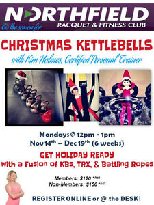 6-WEEK KETTLEBELL CLASSES!! Kitchener / Waterloo Kitchener Area image 1