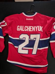 Alex Galchenyuk Montreal Canadiens Home Jersey
