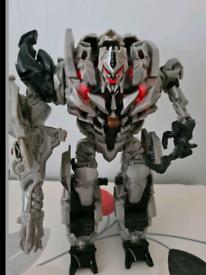 Transformers Revenge of the Fallen Megatron Complete