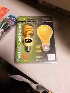 Trailer Wiring Kit/ Wall Deep box for wires / Bug Light bulb  Kitchener / Waterloo Kitchener Area image 3