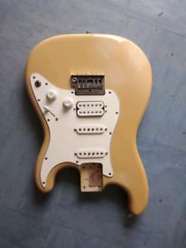 1983 84 FENDER STRATOCASTER LOADED BODY
