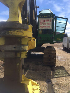 2014 John Deere 903KII Feller Buncher for Sale (6015 Hours)