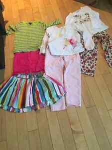 Size 8 girls clothing lot Edmonton Edmonton Area image 1
