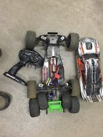 Traxxas rustler vxl brushless for trade