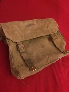 WW1 Canadian field pack (Medic? Officer?)