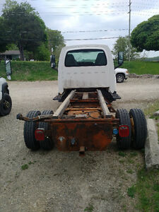 2006 GMC 5500 Topkick Chassis Kitchener / Waterloo Kitchener Area image 4