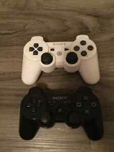 2 Used PS3 Controllers $5 Each