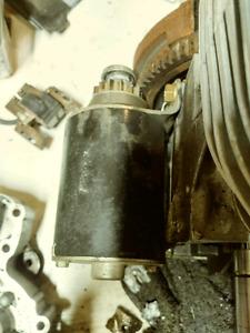 Piece moteur & briggs stratton