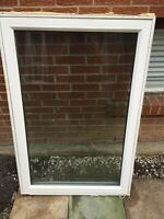 Window that opens 36 by 53.5. $125