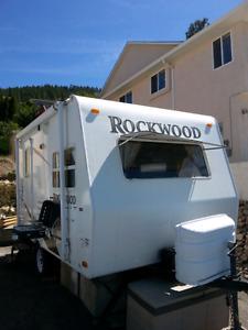 Mini lite trailer