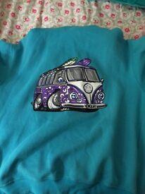 Newquay VW camper jumper