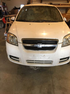 2008 Chevy Aveo - as is $500obo