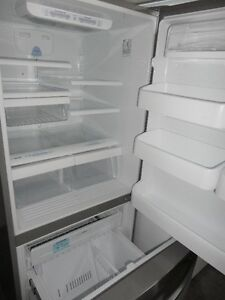 LG Stainless Steel Fridge parts for sale