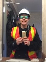 26 YEAR OLD MALE LOOKING FOR F/T IN OUT TOWN WORK