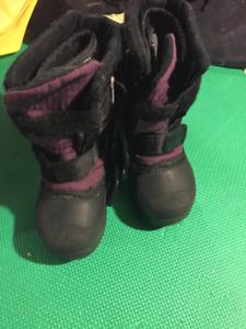 Kids Winter Boots Baffin Size 10