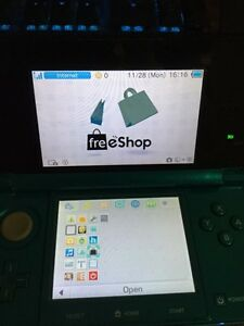Arm9loaderhax 3ds modded London Ontario image 1